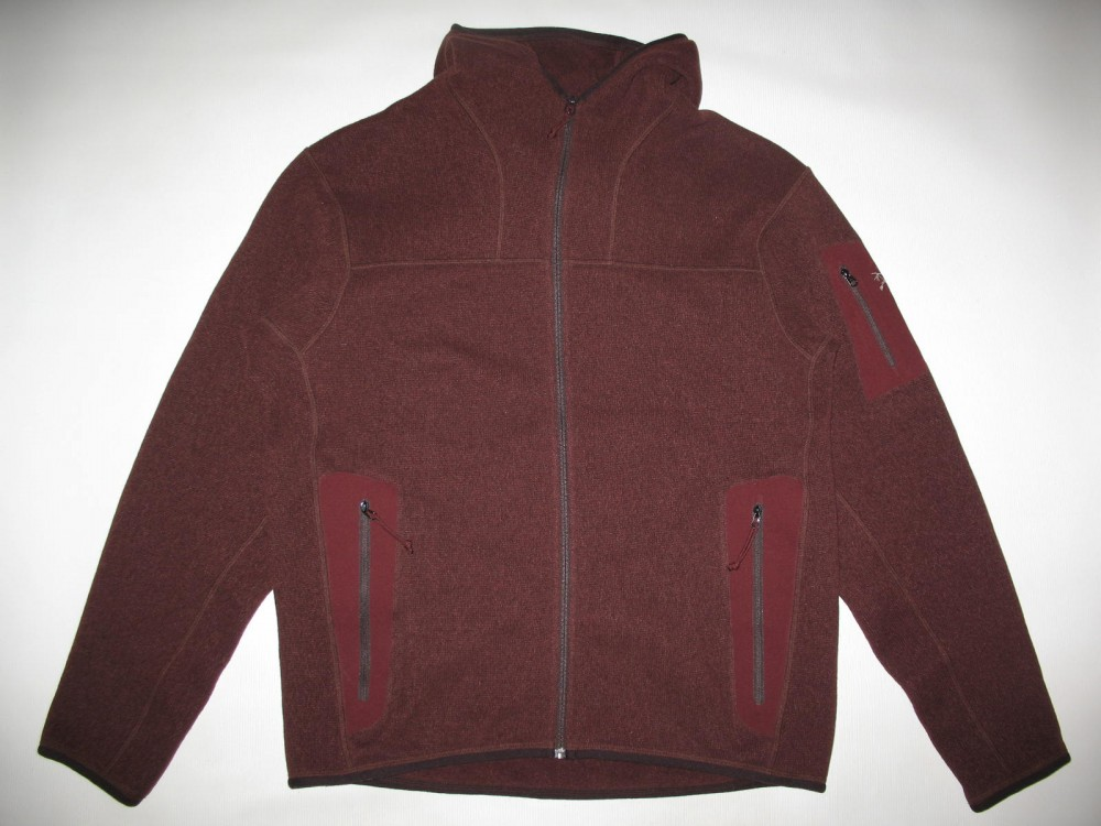 Кофта ARC'TERYX covert hoody (размер M) - 1
