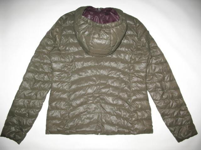 Куртка GAS cayenne down hooded jacket lady (размер 44/L) - 3