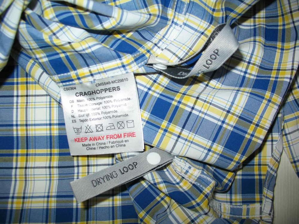 Рубашка CRAGHOPPERS nosiLife prospect shirt (размер 58-XXL/XXXL) - 5