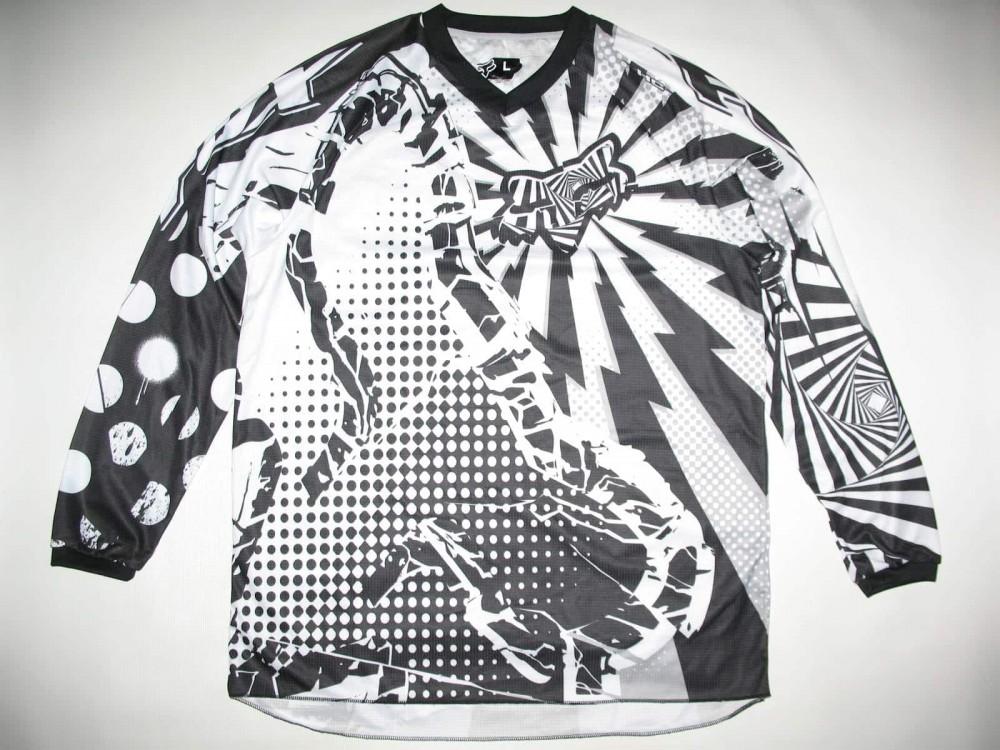 Джерси FOX hc jersey (размер L) - 2