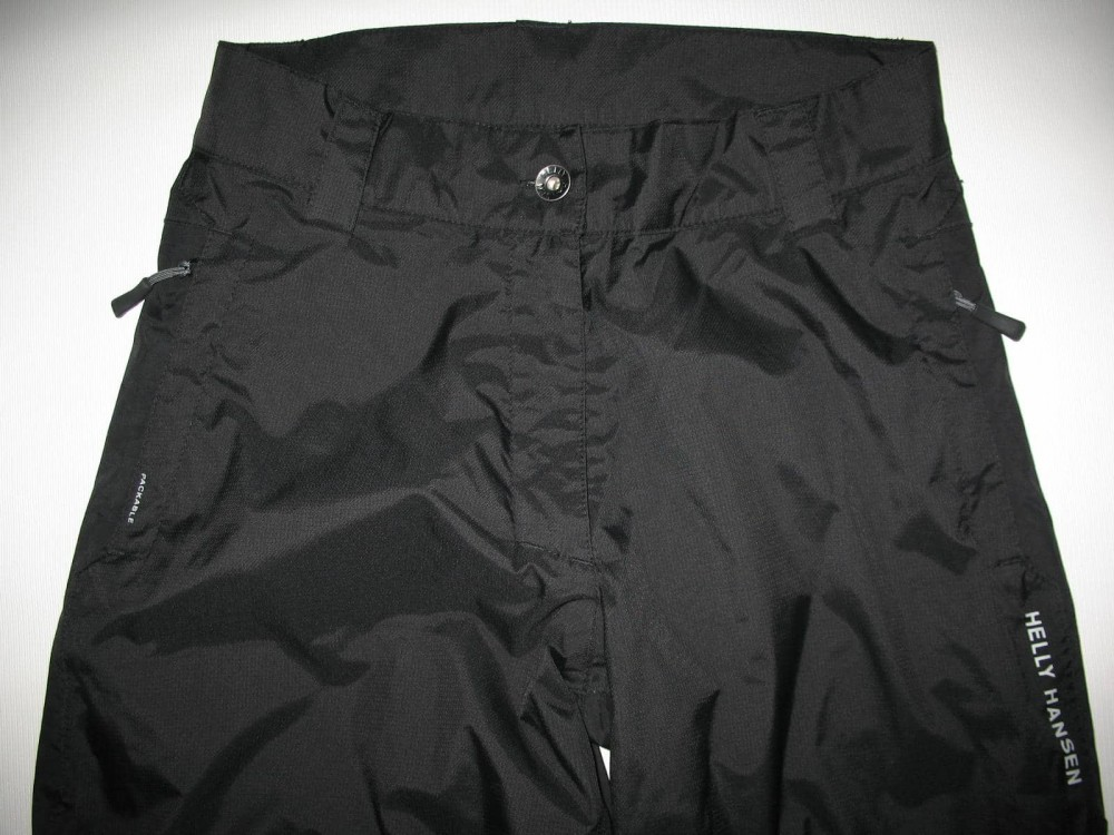 Штаны HELLY HANSEN hellytech packable pants lady (размер XS) - 3
