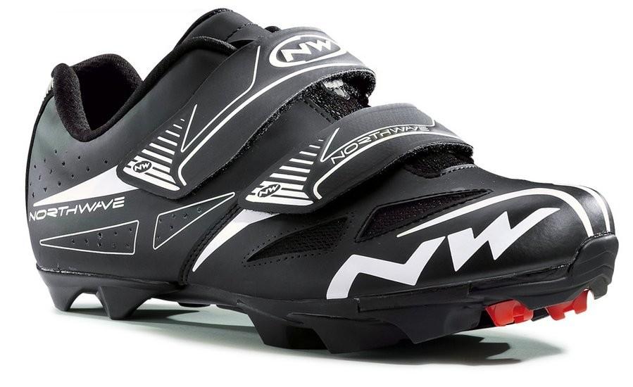 Велотуфли NORTHWAVE spike evo MTB shoes (размер US12/UK11/EU45(на стопу 293 mm)) - 1