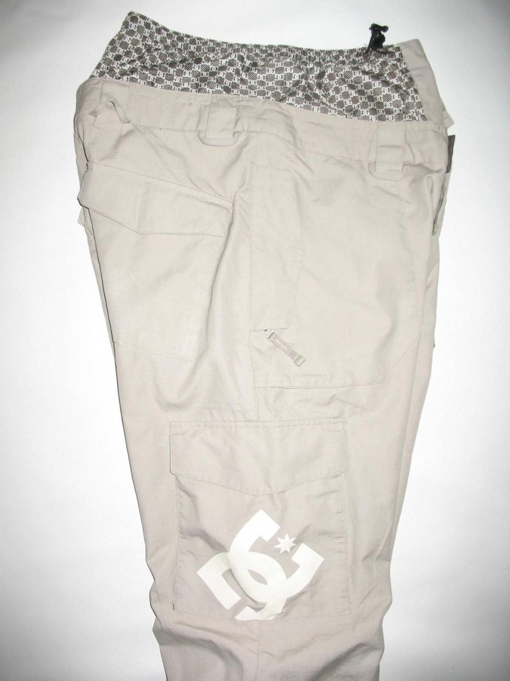 Штаны DC banshee-r snowboard pants (размер L) - 7