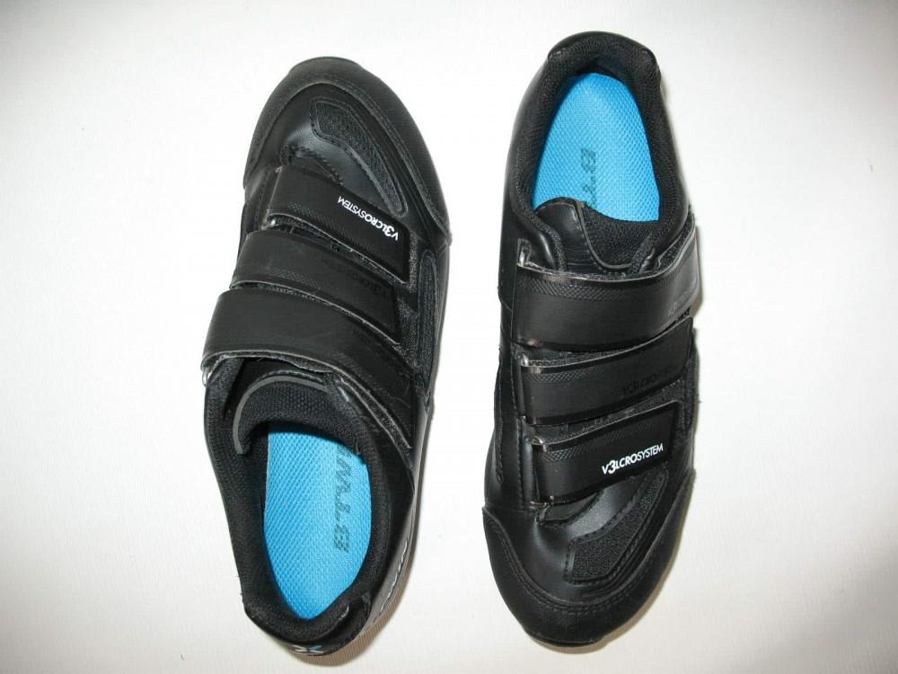 Велотуфли B'TWIN 500 mtb shoes (размер UK5,5/US6/EU39(на стопу до 245 mm)) - 5