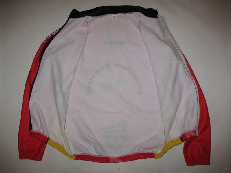 Велокуртка TZAMO Thun windtex (размер 6-XL) - 4