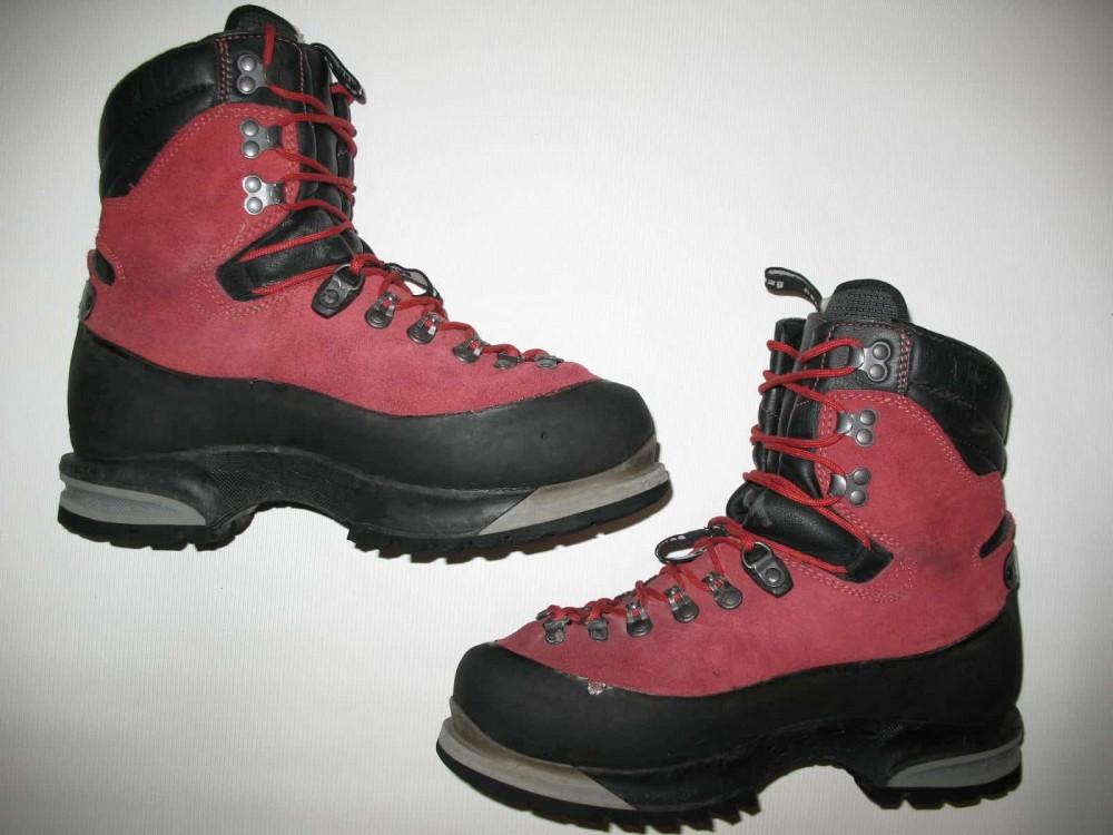 Ботинки HANWAG omega GTX boots (размер UK7,5/EU41,5(на стопу до 265mm)) - 5