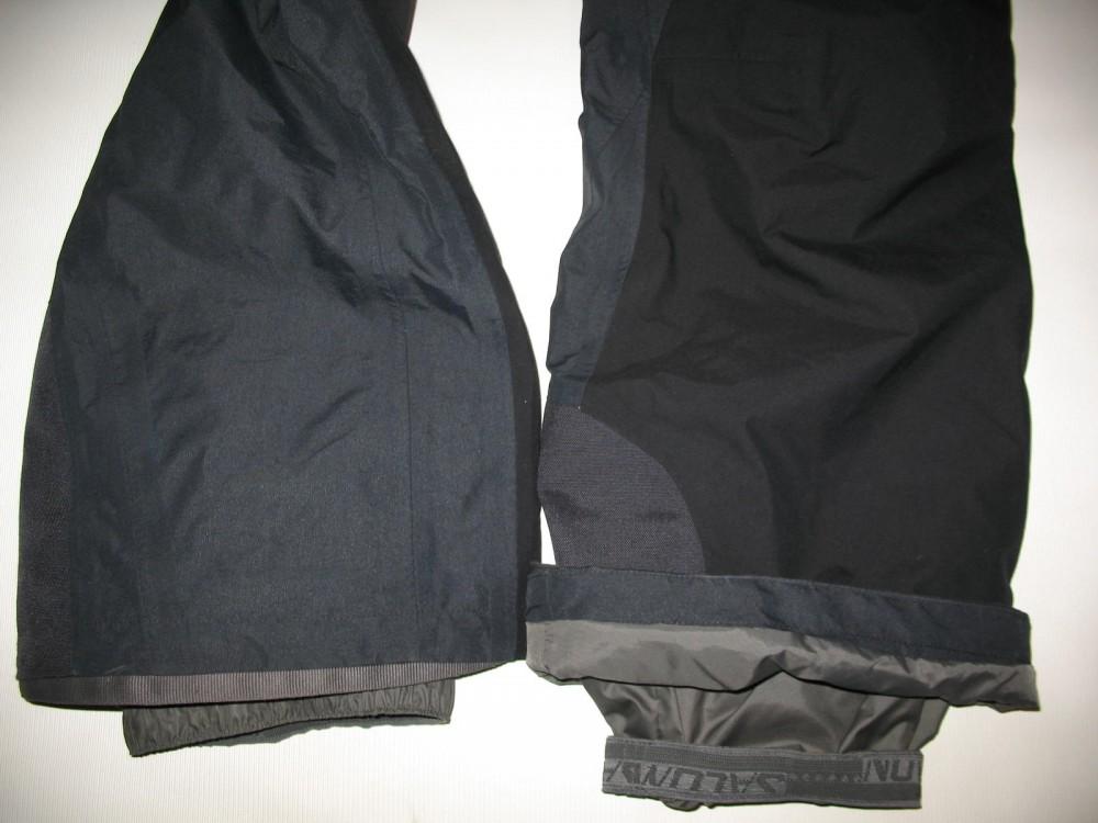 Штаны SALOMON gore-tex ski pants lady (размер 38-M) - 9