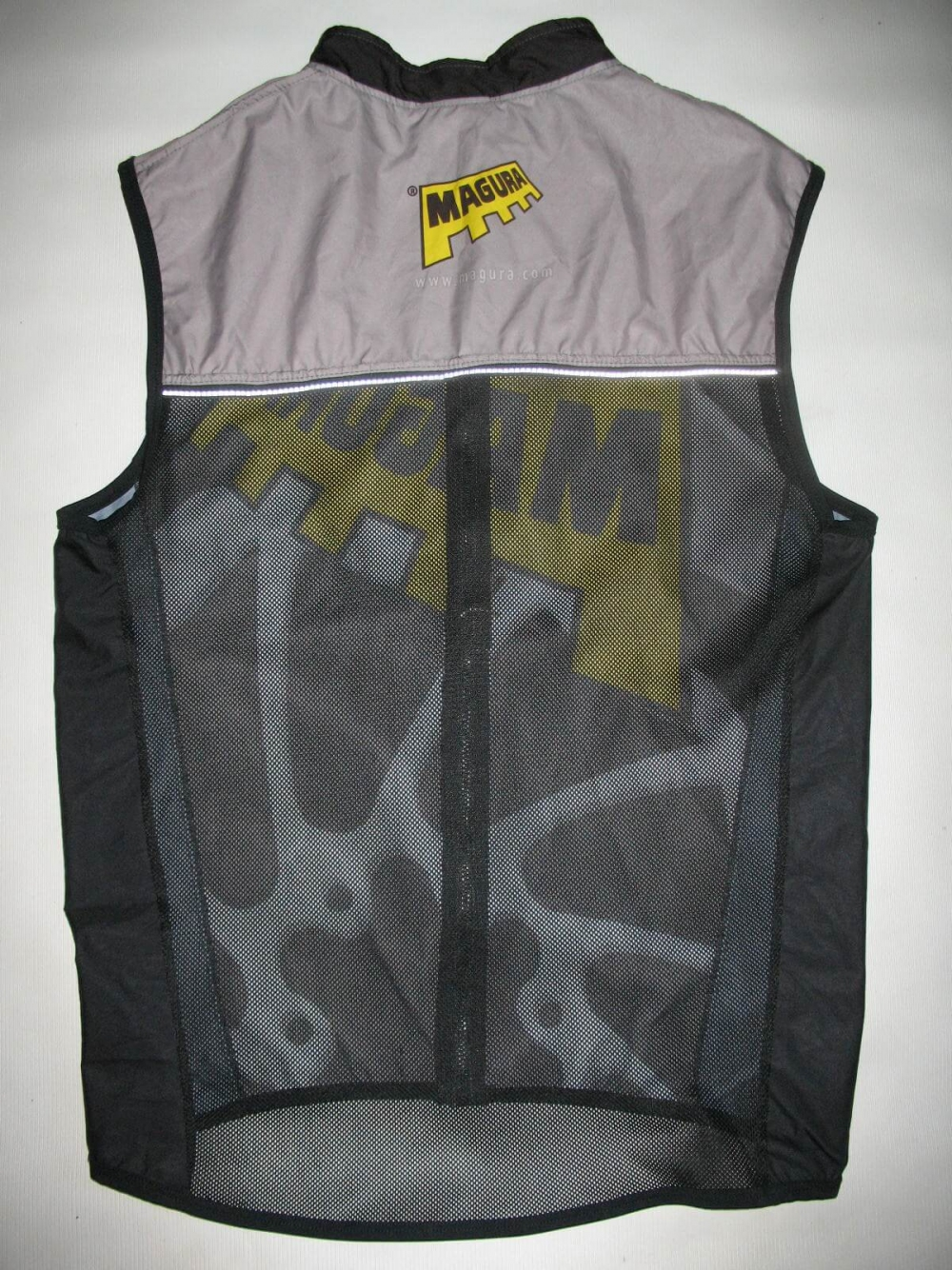 Веложилет BEST magura cycling vest (размер L) - 1