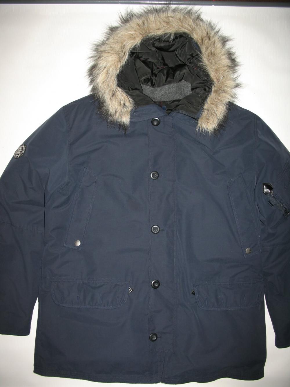 Куртка GANT   Beecher Down Parka  (размер XXL) - 3