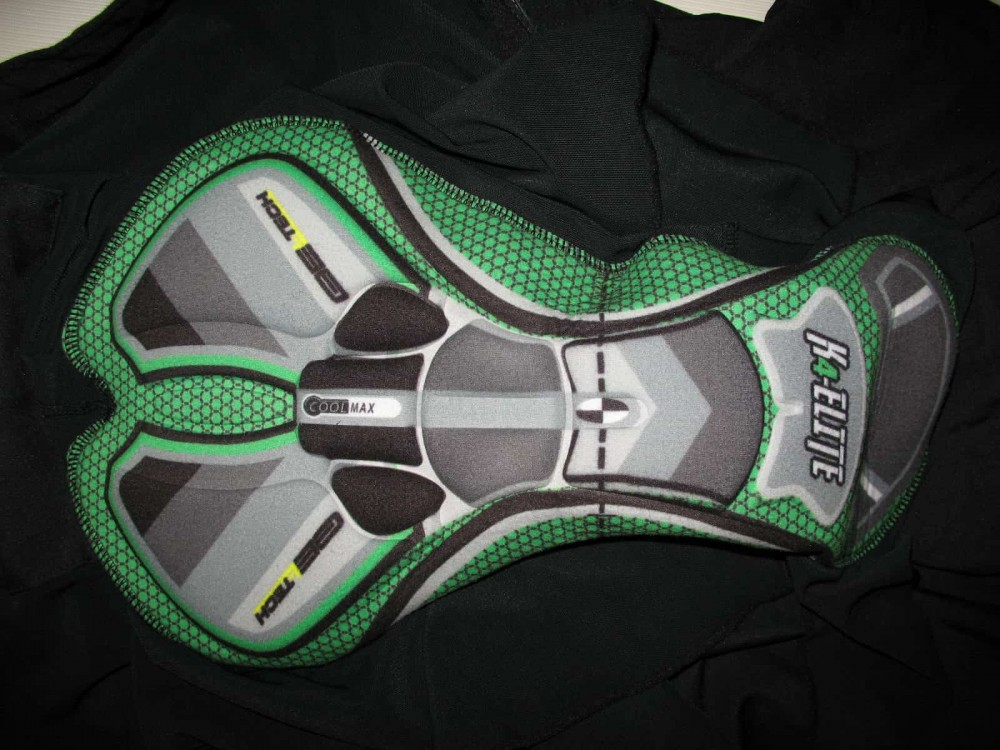 Велошорты DI FICCHIANO lecce MTB shorts (размер XXL) - 3
