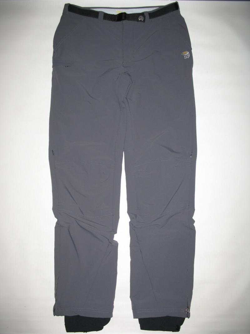 Штаны MOUNTAIN HARDWEAR Navigation softshell pants (размер M) - 1