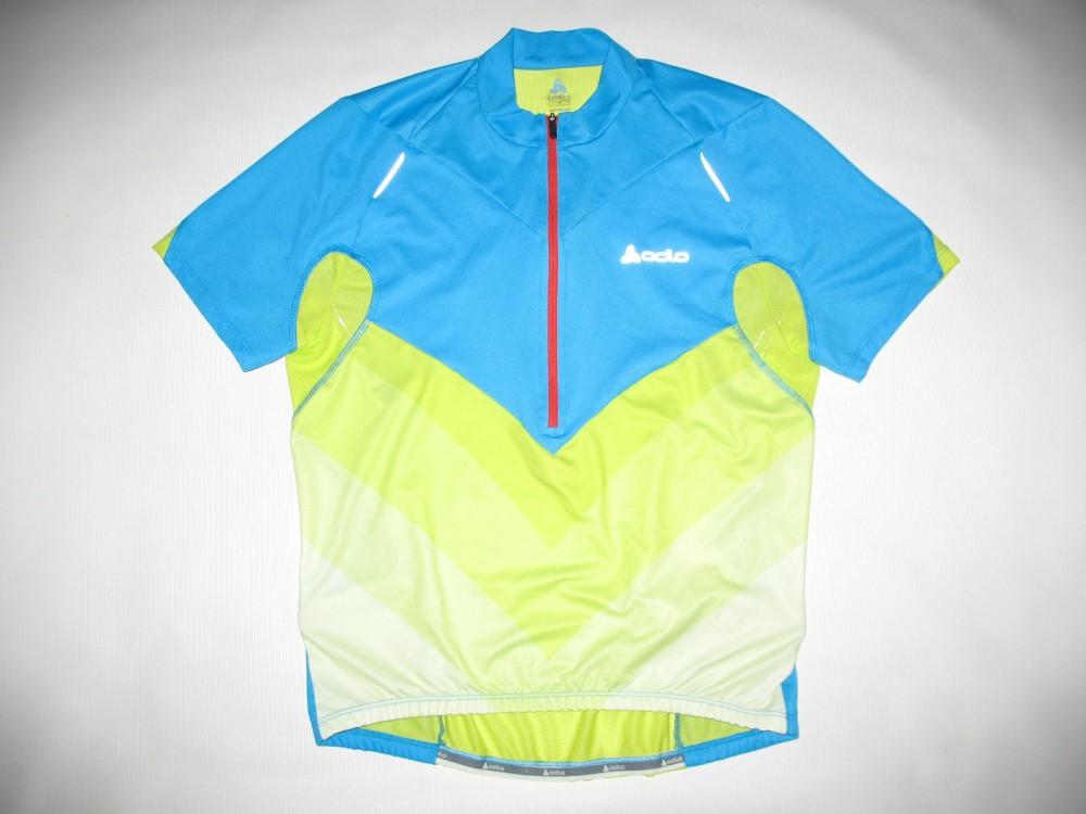 Футболка ODLO tech jersey (размер M) - 2
