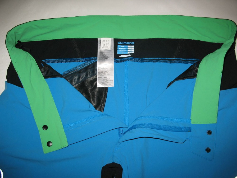 Велошорты SHIMANO trail bike shorts (размер XXL) - 5