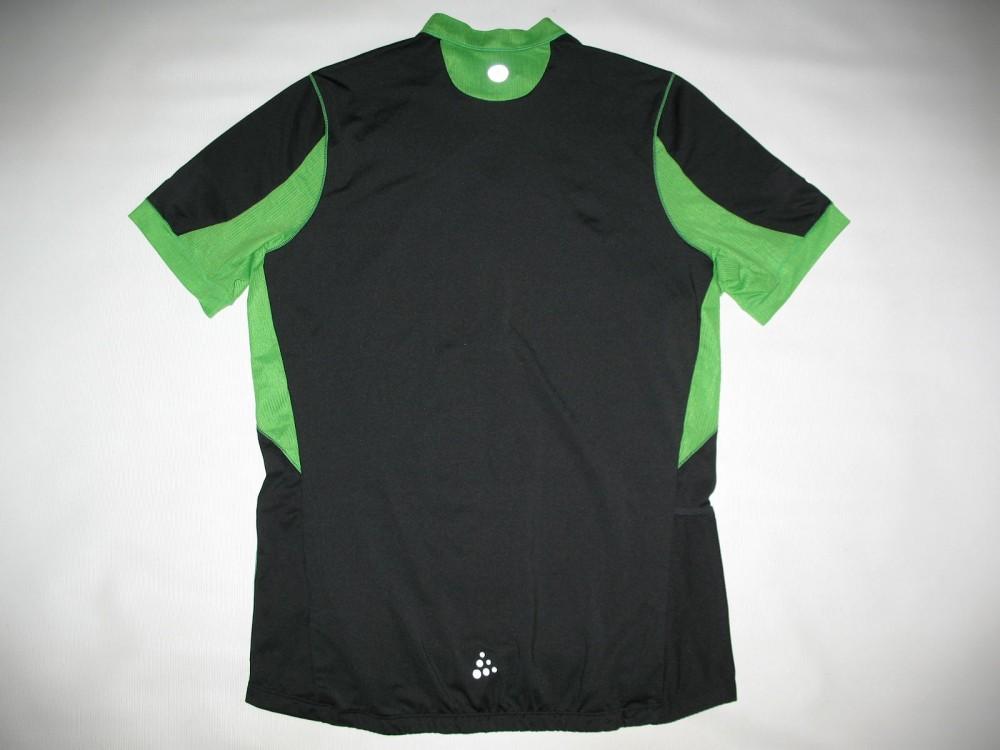 Веломайка CRAFT pr hybrid run jersey (размер M) - 2