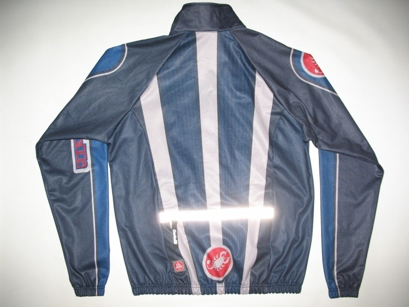 Велокуртка CASTELLI windstopper jacket (размер M) - 1