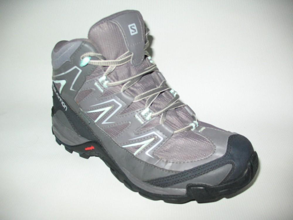 Кроссовки SALOMON gtx boots lady (размер US7,5/UK6/EU39,5(на стопу до 245 mm)) - 1