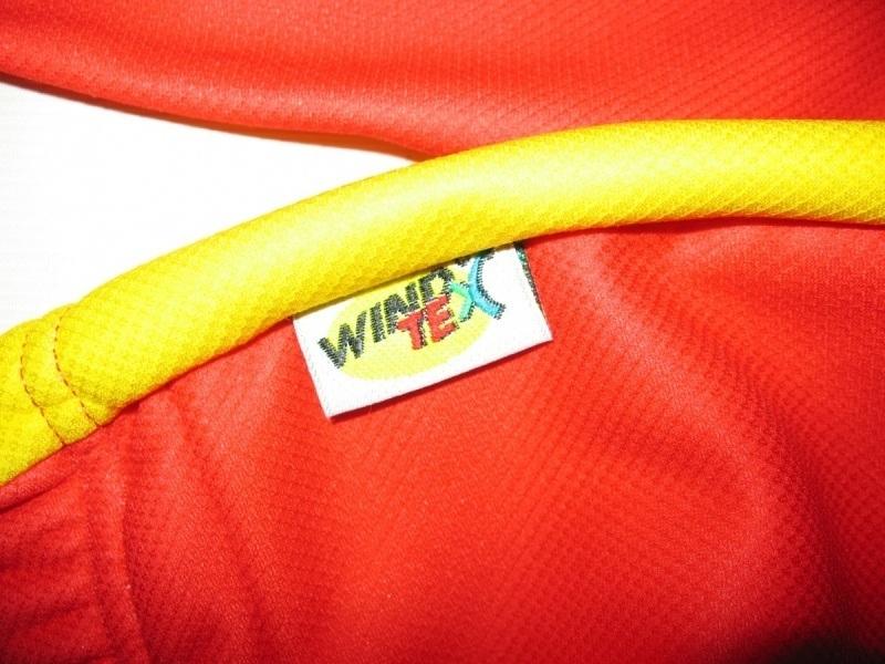 Велокуртка TZAMO Thun windtex (размер 6-XL) - 6