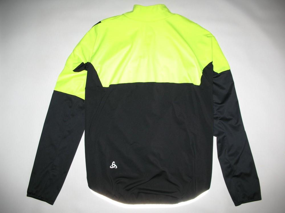 Куртка ODLO mistral logic jacket (размер L) - 4