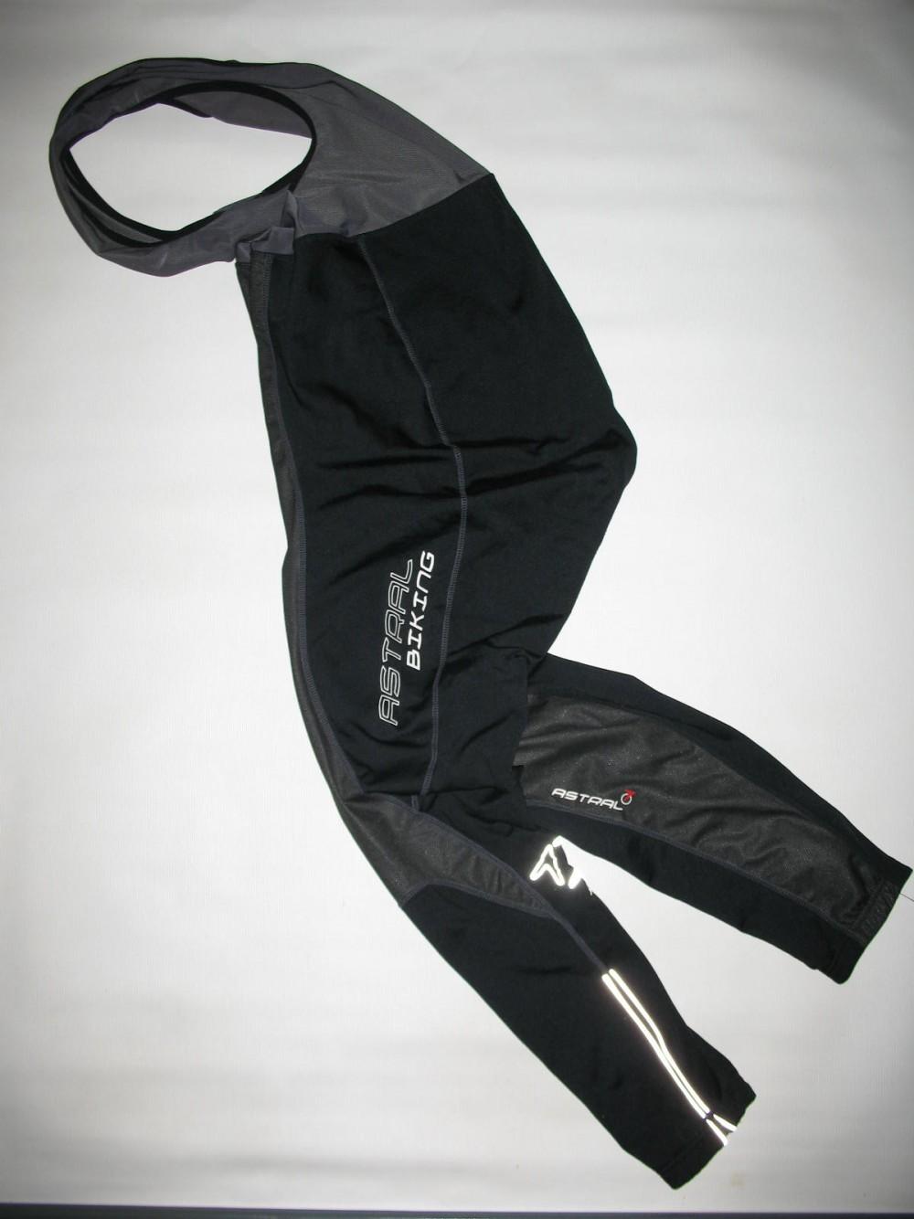 Велобрюки ASTRAL biking bib tight long pants (размер XL/XXL) - 1
