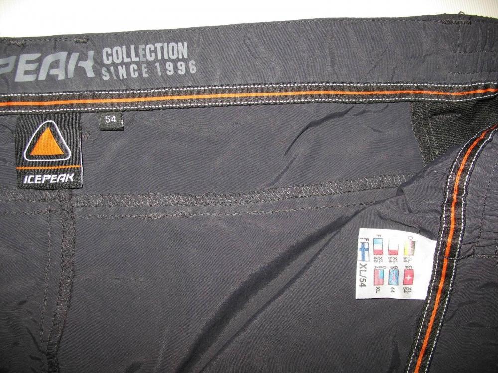 Штаны ICEPEAK Nano-Q outdoor pants (размер 54-XL) - 8