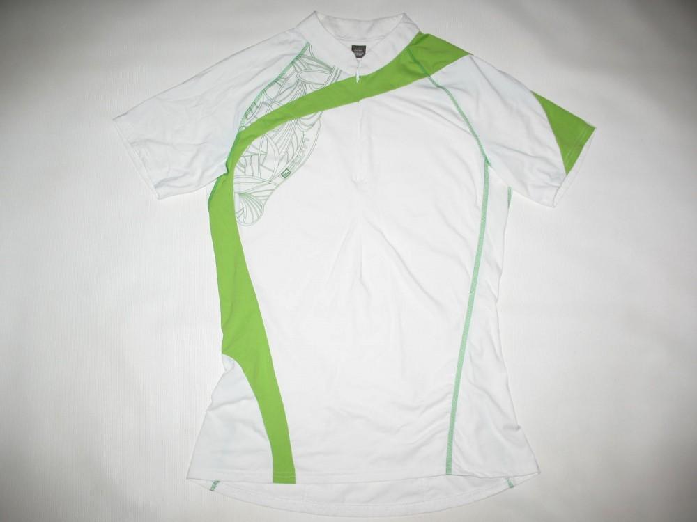 Веломайка SCOTT cycling jersey lady (размер M) - 1
