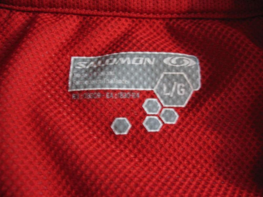 Футболка SALOMON actilite trail run jersey (размер L) - 4