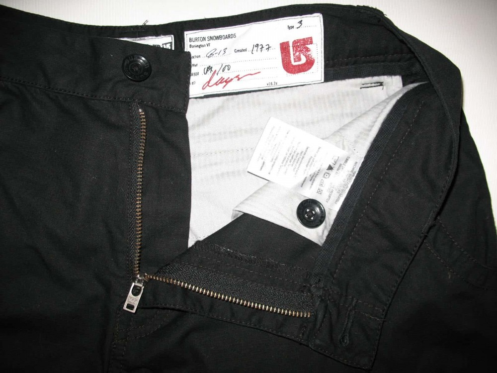 Шорты BURTON cargo shorts (размер 32/M) - 5
