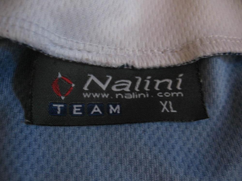 Веломайка NALINI simplon cycling jersey (размер XL) - 3