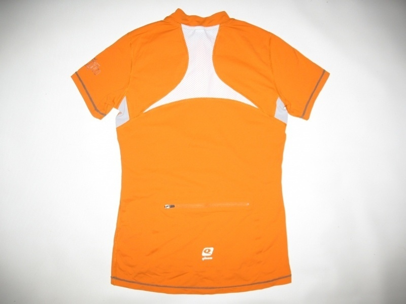 Футболка QLOOM bike jersey 2 lady (размер S) - 1