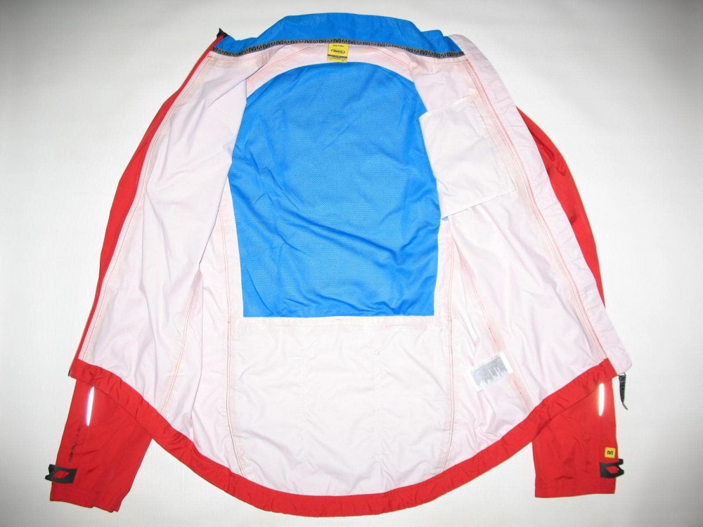 Куртка MAVIC rain cycling jacket (размер L) - 5
