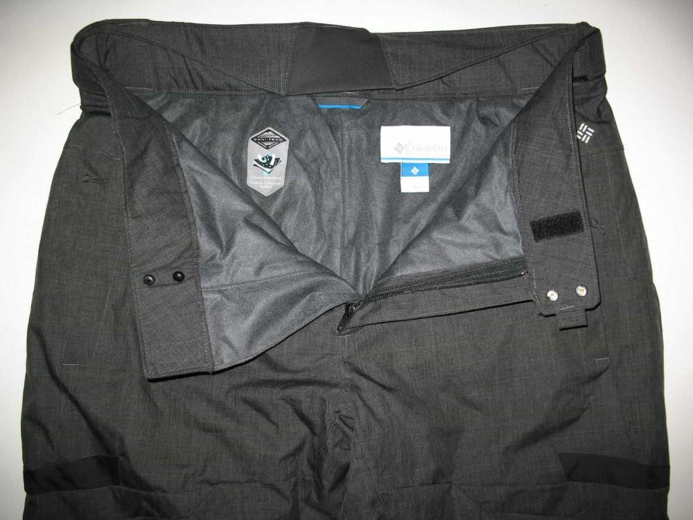 Штаны COLUMBIA echochrome ski pants (размер XL) - 9