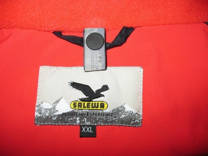 Куртка SALEWA sansol gtx  (размер XXL) - 7