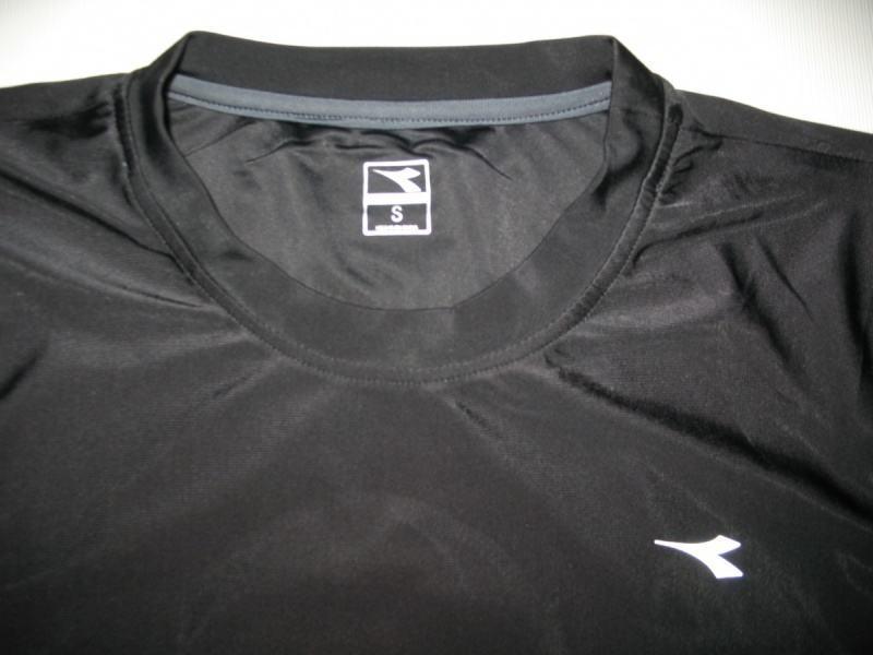 Футболка DIADORA dia-dry compression jersey (размер S) - 2