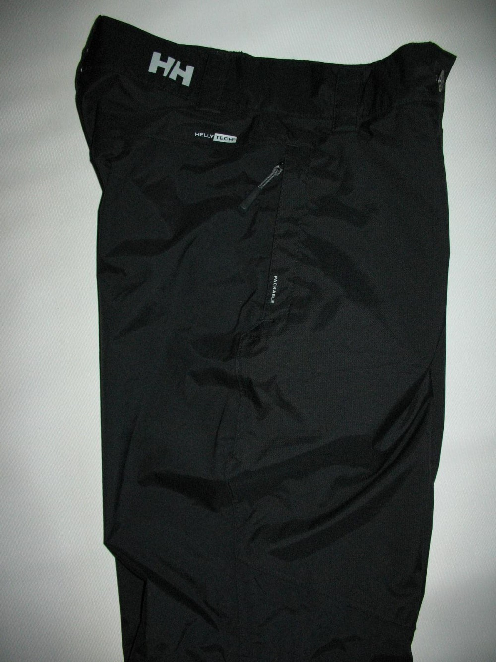 Штаны HELLY HANSEN hellytech packable pants lady (размер XS) - 5