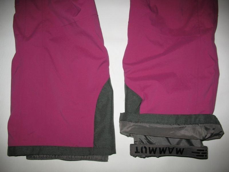 Штаны  MAMMUT  20/20 pants lady  (размер L/XL) - 12