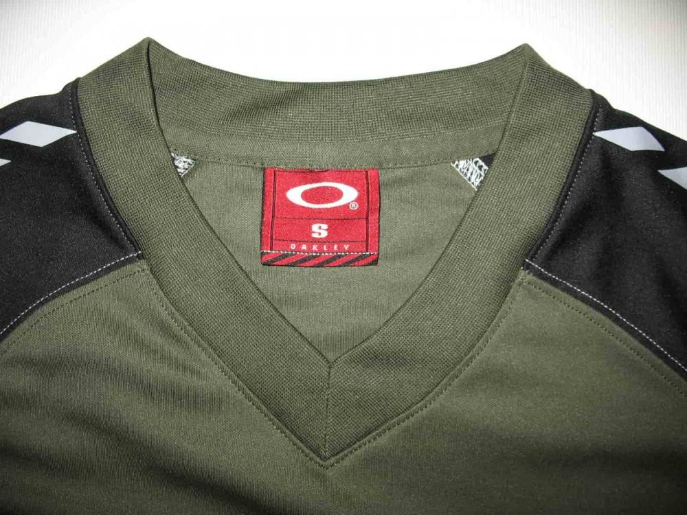Веломайка OAKLEY factory pilot jersey (размер S) - 3