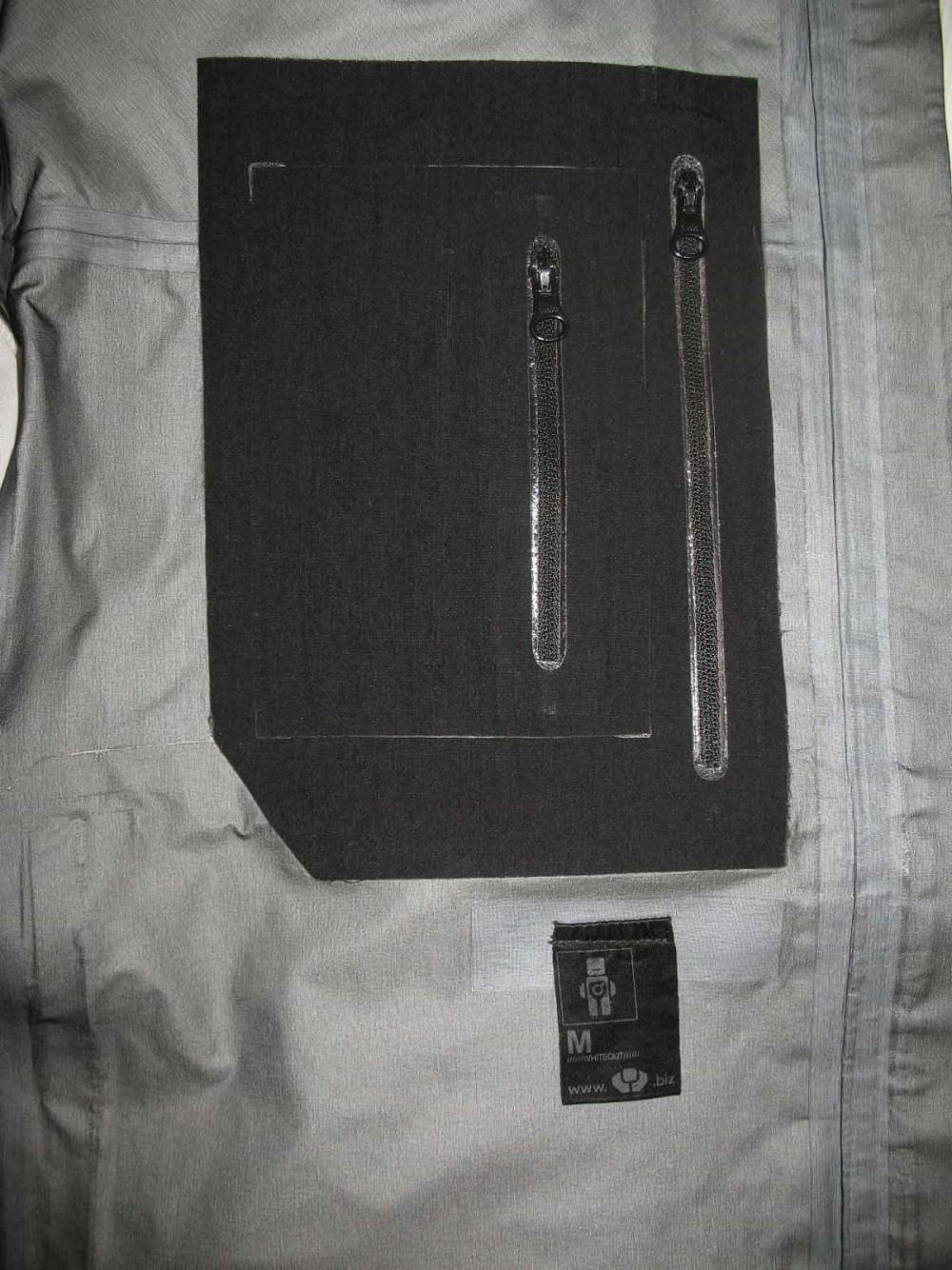Куртка WHITEOUT by NORRONA cosmonaut hardshell jacket (размер M(реально L/XL) - 10