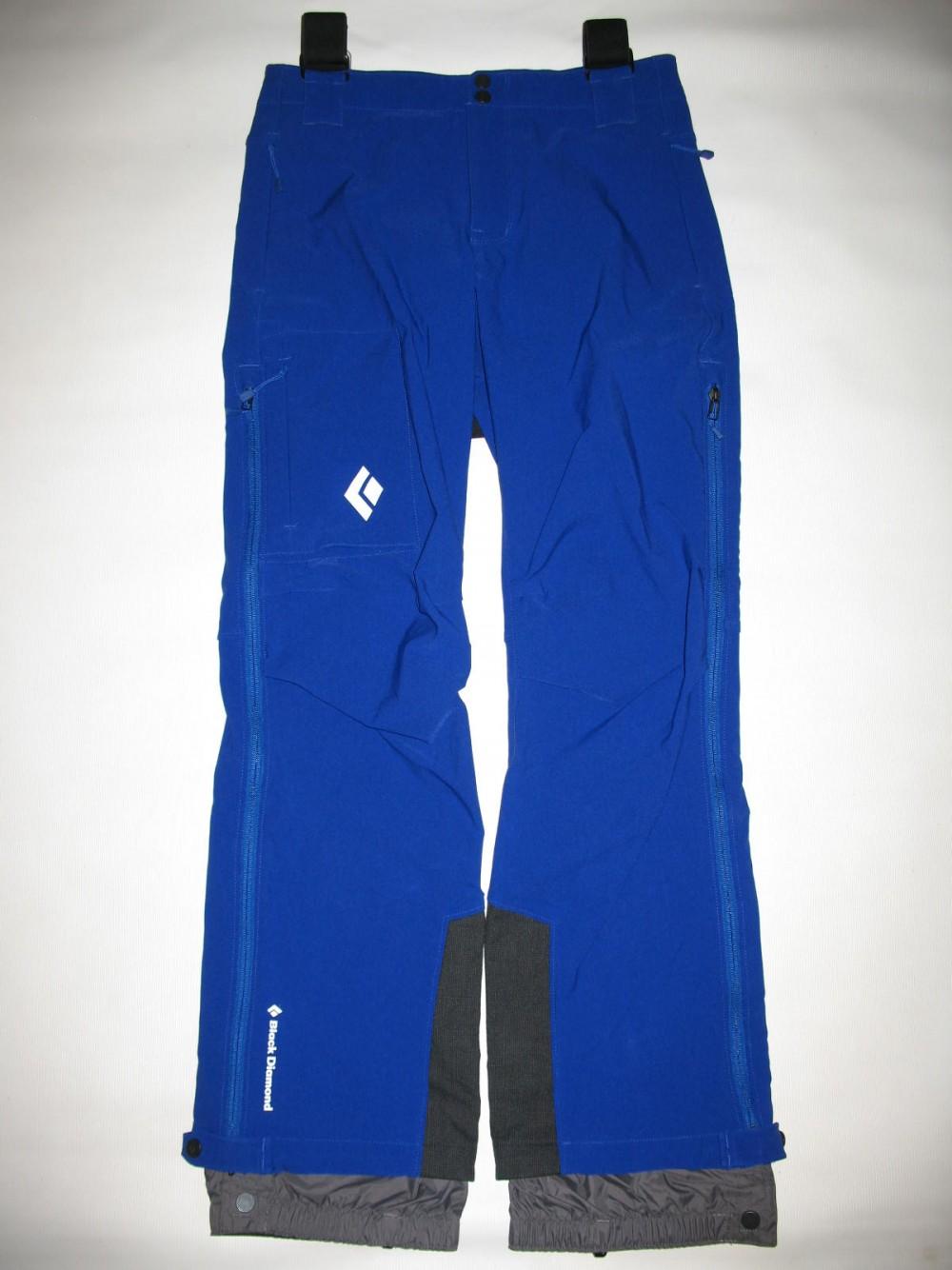 Штаны BLACK DIAMOND dawn patrol touring pants lady (размер S) - 1
