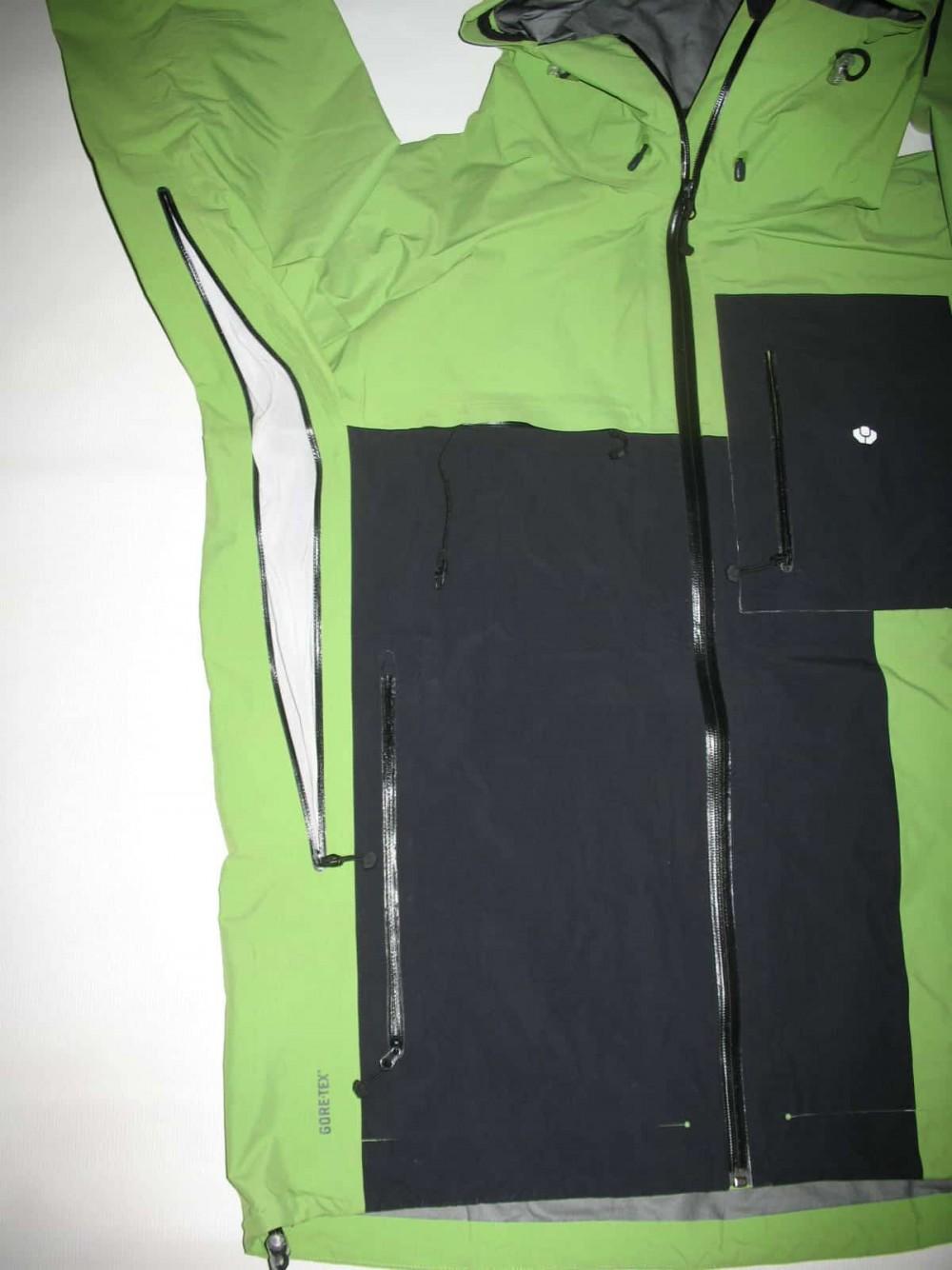Куртка WHITEOUT by NORRONA cosmonaut hardshell jacket (размер M(реально L/XL) - 2