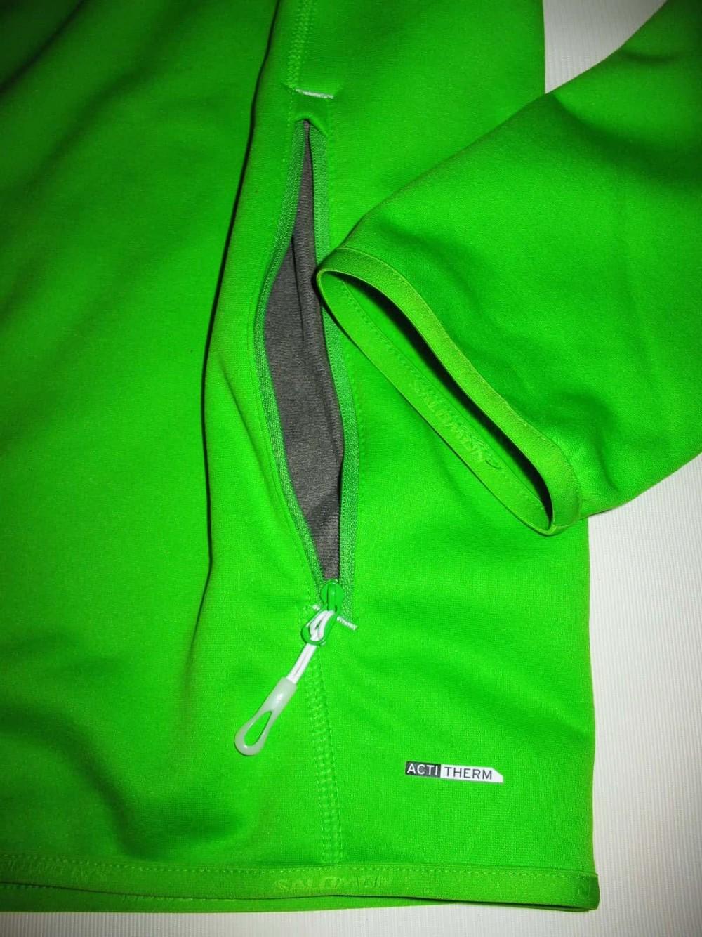 Кофта SALOMON actitherm fleece hoodies (размер XXL) - 5