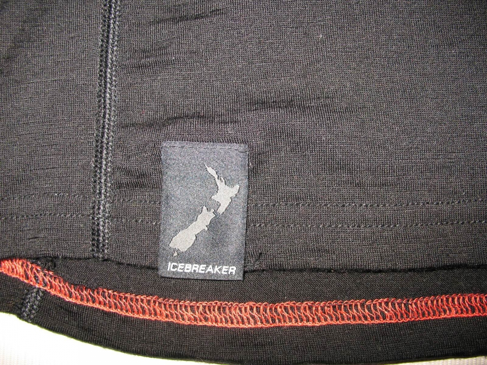 Термобелье ICEBREAKER lightweight bodyfit 200 jersey(размер М) - 3