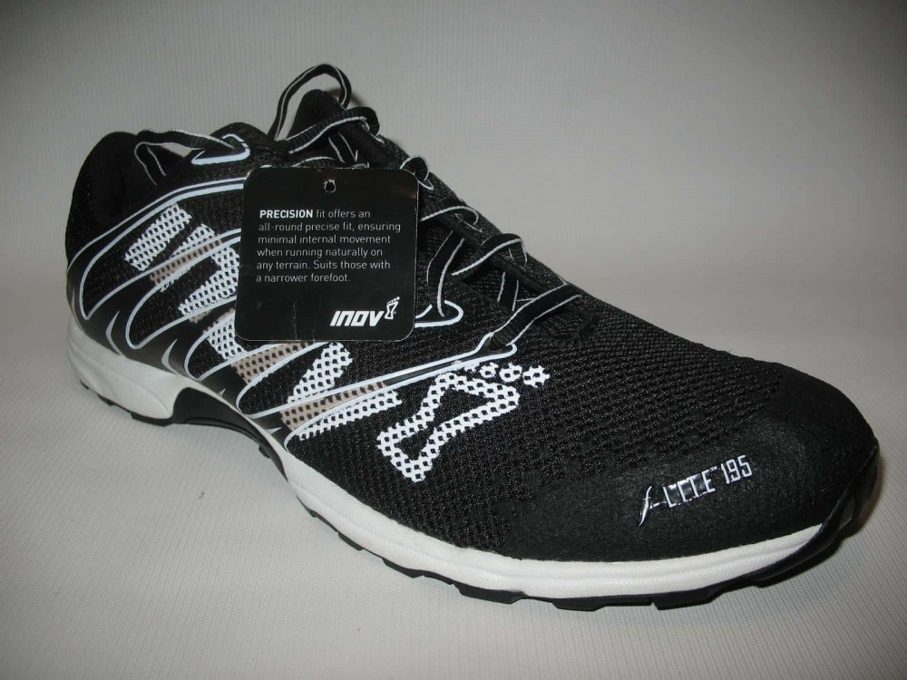 Кроссовки INOV 8  f-lite195 cross-training shoe (размер US12,5/UK11,5/EU46,5(на стопу до   305 mm)) - 3