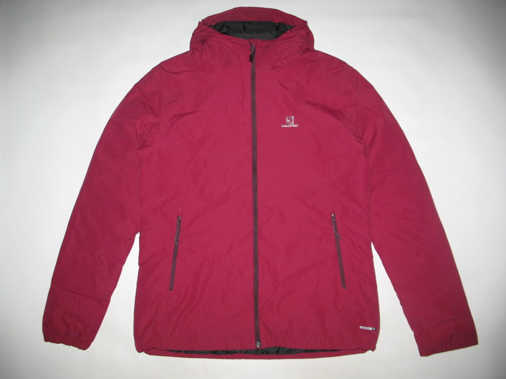 Куртка SALOMON essential jacket lady (размер M) - 4