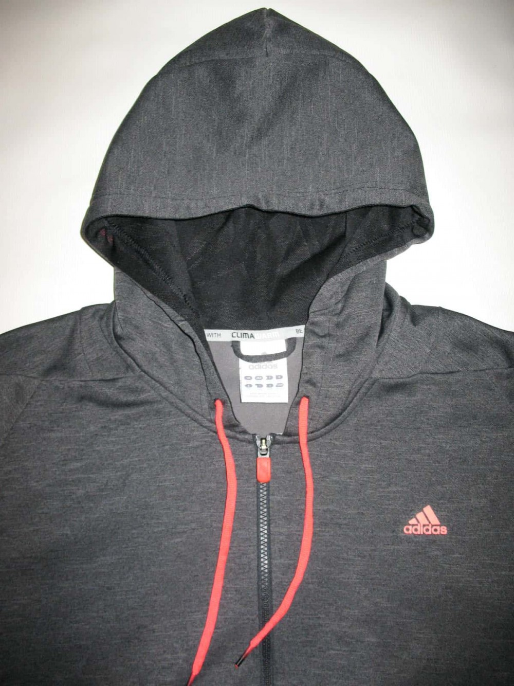 Кофта ADIDAS fleece hoodies jersey (размер XXL) - 1