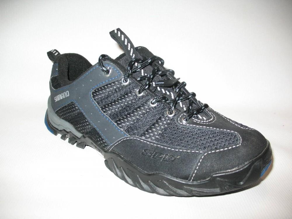 Велотуфли SHIMANO sh-mt33 mtb shoes (размер EU42(на стопу 260 mm)) - 2