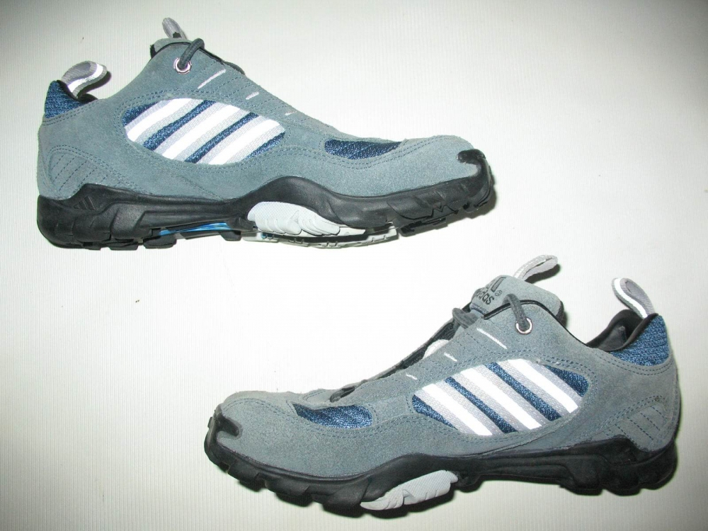 Велотуфли ADIDAS cycling shoes lady (размер UK6/US6,5/EU39(на стопу до 245mm)) - 5