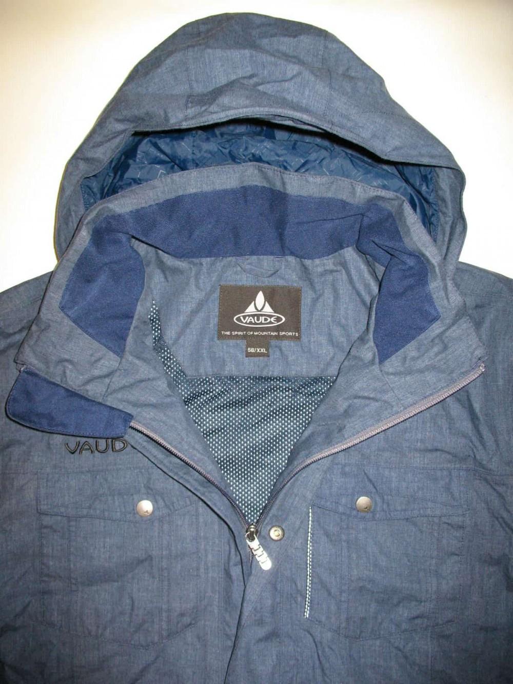 Куртка VAUDE ukon outdoor jacket (размер 56/XXL) - 4