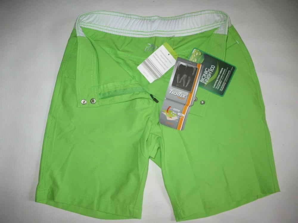 Велошорты CRANE mtb shorts lady (размер 36/S) - 2