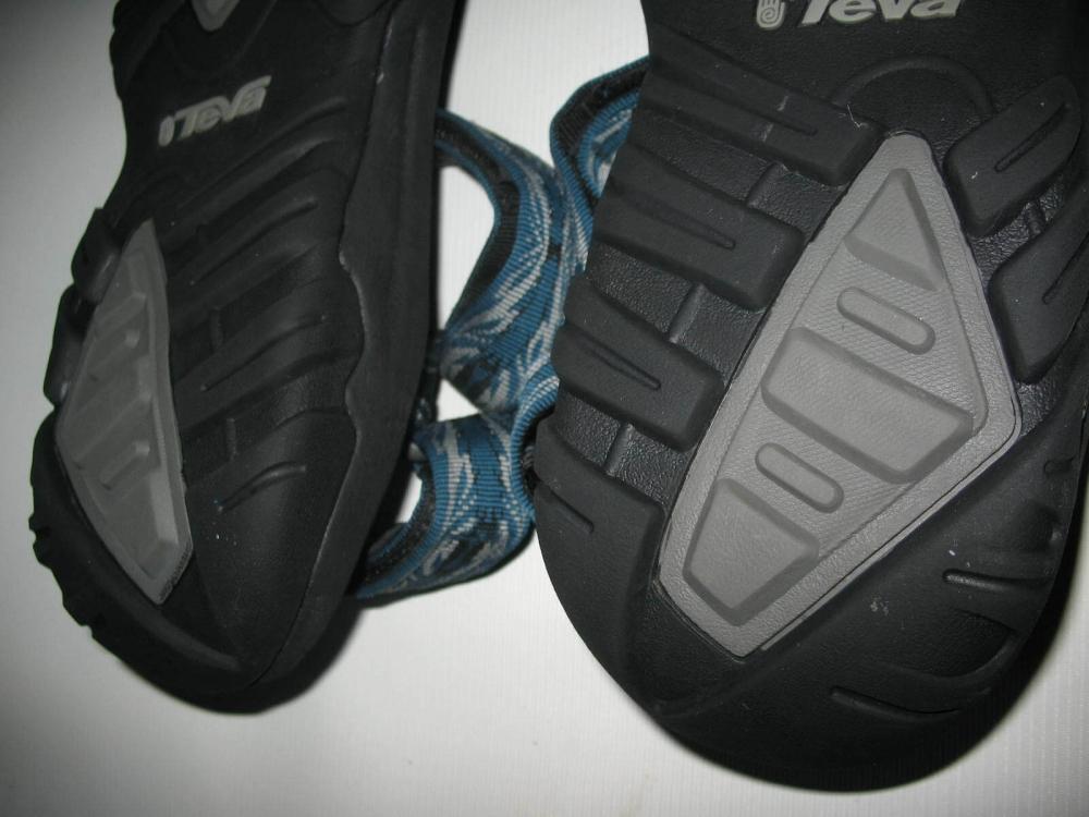 Сандалии TEVA hurricane sandal (размер UK13/US14/EU48,5(на стопу до 320mm)) - 7