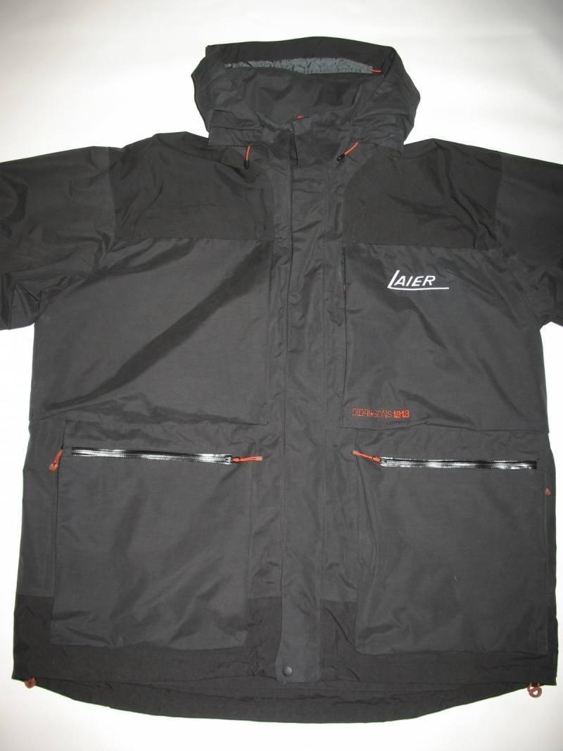 Куртка DIDRIKSONS delta jacket (размер XXXL) - 1